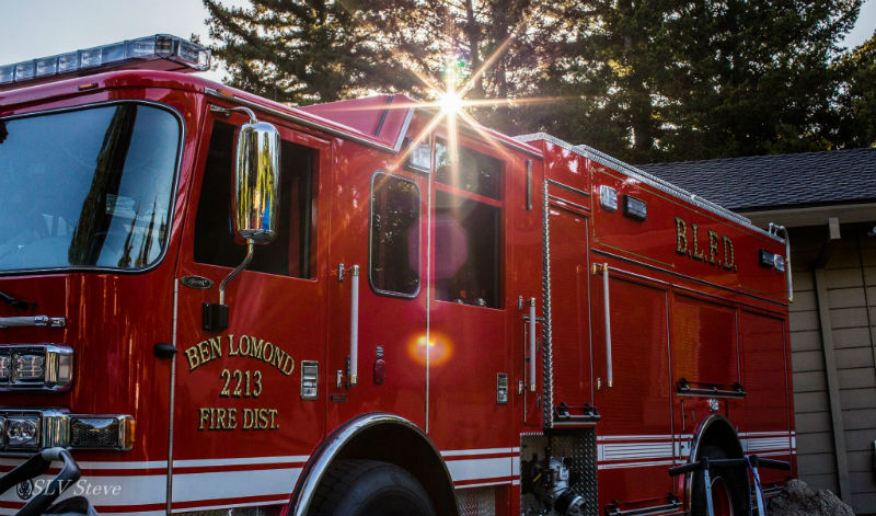 Ben Lomond Fire Protection District - Serving the San